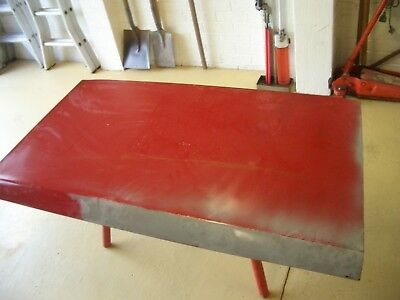 Ford Falcon XC Coupe Boot, R/hand front guard, scuttle and rear beaver panels