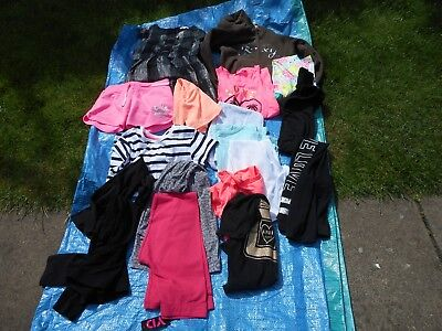 Bundle of Girls Clothes Age 9/10/11 Years 18 items