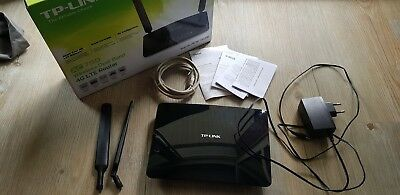 TP-Link Wireless Dual Band 4G LTE Router AC 750, 150Mbps Archer MR 200 WLAN SIM