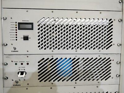 Herley AMT Amplifier 3200-V 6Mhz-220Mhz 1000W for use NMR/MRI systems