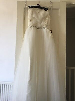 wedding dress uk 8