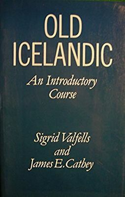 Old Icelandic-An Introductory Course