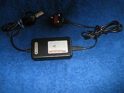 Mobility Scotter Battery Charger. 24 Volt, 2 Amp. Model Hp0060W(L2).