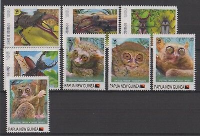 Beaux timbres Faune, neufs MNH, TB