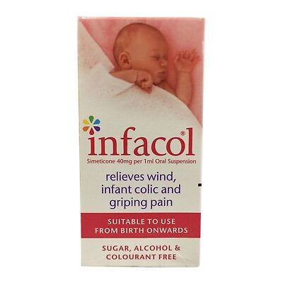 Infacol Baby Anti Colic Relief Drops 50ml - Multibuy