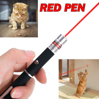 10Miles Beam Light Red Laser Pointer Pen 650nm AAA Mini Red Lazer Pen Cat Toy