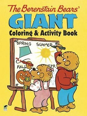 THE BERENSTAIN BEARS\' Giant Coloring and Activity Book (Dover ...