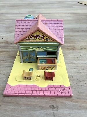 Polly Pocket Vintage 1993 Bluebird Cafe