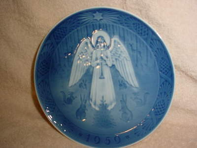 Royal Copenhagen Collector Plate  'Christmas Night' 1959  1st quality