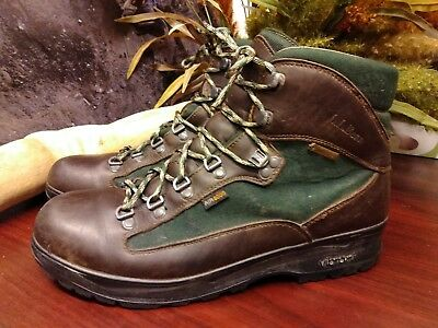 c104ef0a507 LL BEAN MEN'S 10.M Gore-Tex Cresta Hiking Boots, Leather/Fabric $249.