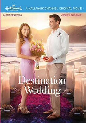 Destination Wedding Dvd - Single Disc Edition - New Unopened - Hallmark