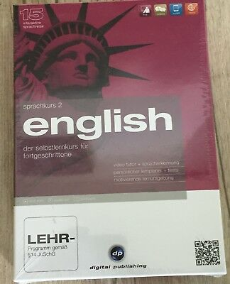 Sprachkurs 2 English - Version 15 - NEU
