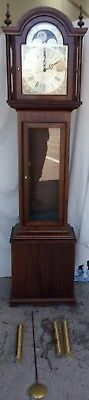 Fenclocks Suffolk Grandfather Clock with Moon Phase display