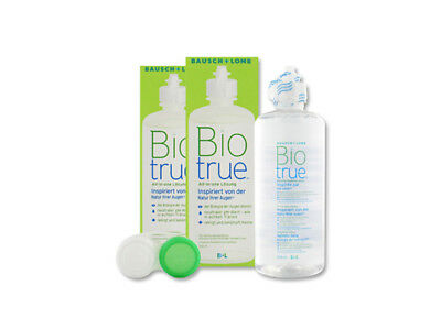 Biotrue All in one (2x 300ml) -  MHD - Mai2018 - Sonderaktion