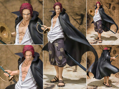Collections Anime Figure Toy One Piece Shanks Figurine Statues 16cm wr