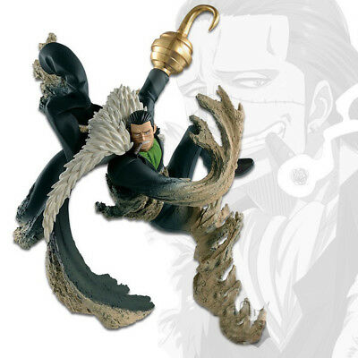 Collections Anime Figure Toy One Piece Sir Crocodile Figurine Statues 18.5cm wr
