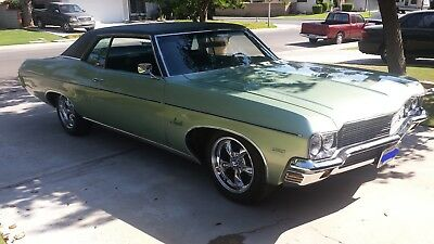 1970 Chevrolet Impala  1970 Chevy Impala Super Clean! Original California Car.