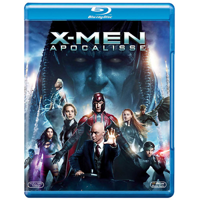 X-Men - Apocalisse  [Blu-Ray Nuovo]