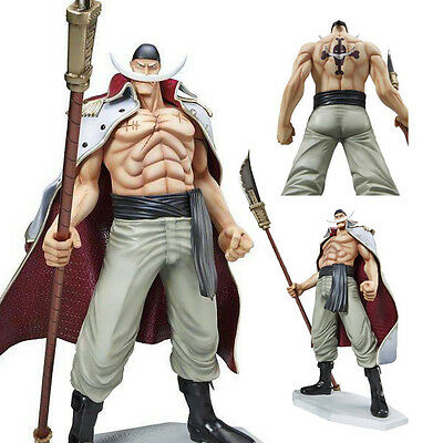 Collections Anime Figure Toy One Piece Edward Newgate Figurine Statues 35cm wr