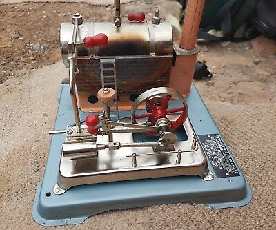 Mamod/Wilesco stationary engine