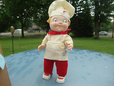 Campbell Kid ~ Boy ~ Doll ~ Great Condition 10""