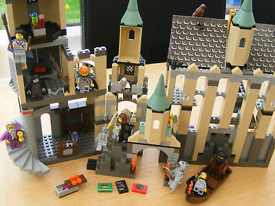 Lego Harry Potter 4757 Hogwarts Castle Gift Complete With