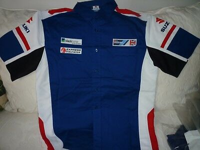 Suzuki Team Shirt 2006/07-Very Eye catching shirt-Little use-Excellent Condition