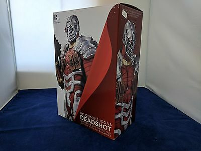 DC Comics Icons 1/6 Scale Statue DeadShot Dc Collectibles **New In Box**