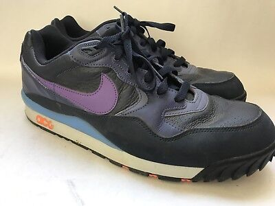 8d3a5f6d4c0ad ... Nike ACG Air WildWood LE Purple Obsidian 377757-454 Sneakers Shoes -  Men s 13 ...