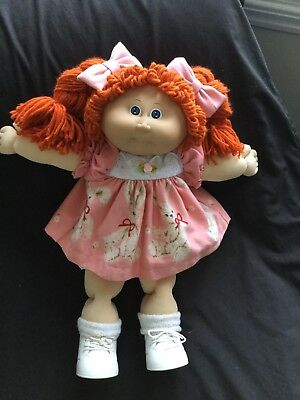 Cabbage Patch Kid Doll Dress Set. Bunnies. No Doll.
