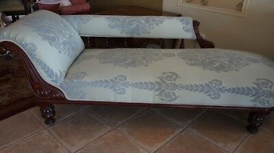 Chaise Lounge - Antique