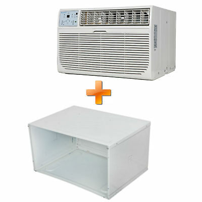 Combo Offer Keystone KSTAT10-2C 10000 BTU 230V Through-the-Wall Air Condition...