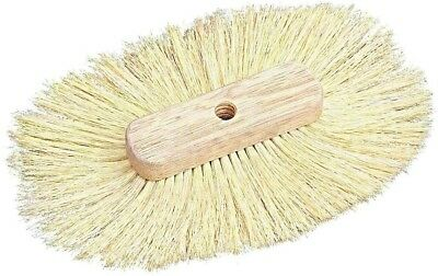 Wal-Board Oval Single Texture Tampico Fiber Brush for Walls Ceilings Drywall