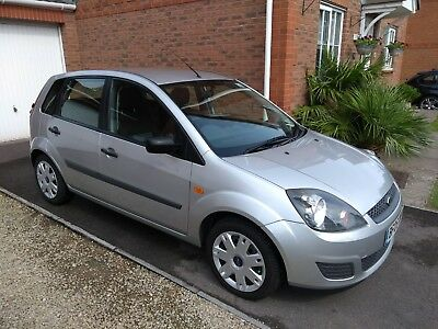 Ford Fiesta TDCI 1.4 5dr Style 2006
