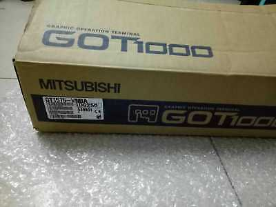 New Original Mitsubishi Gt1575-Vnba Touch Panel Free Expedited Shipping