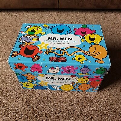 MR.MEN My complete collection