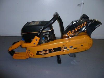 PARTNER K650 (HUSQVARNA) Rescue / Demo saw.  Powerful 2 Stroke petrol engine.