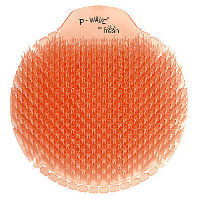 P Wave Slant6 Urinal Screen - Mango - Highly Fragranced & Biodegradable