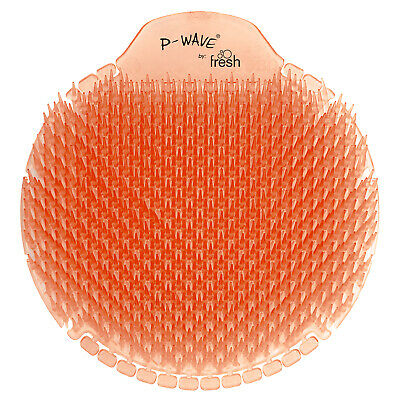 P Wave Urinal Screen Deodoriser Mango - 30 Days of Fragrance  *choose 1/5/10/20*