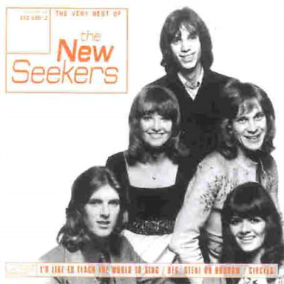 New Seekers-The Very Best Of  (US IMPORT)  CD NEW