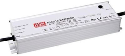 Mean Well HLG-185H-C1050B, Constant Current 1-10 V PWM Resistance LED Driver 155