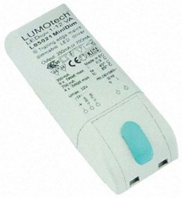Lumotech L05021, Constant Current Phase LED Driver 12W 3 â?? 32V 350 mA, 700 mA,