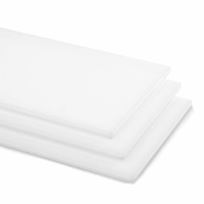 Opal Acrylic Light Diffuser Lightbox Perspex Sheet Panel Sign Gloss & Frosted