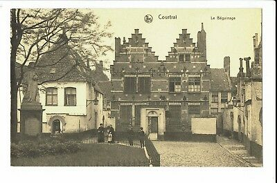 CPA-Carte postale- BELGIQUE -  Kortrijk - Courtrai - Le Béguinage- S547