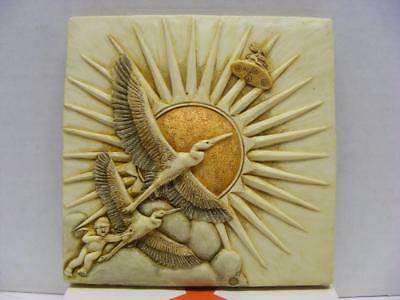 "Picturesque Noah's Park ""Sun Catcher"" Premiere Edition Tile FREE S&H"