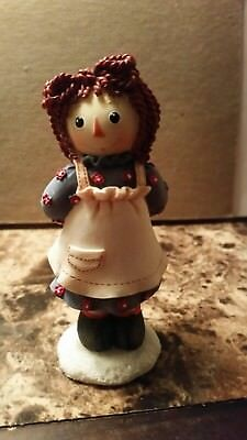 Enesco Raggedy Ann &Andy Collection