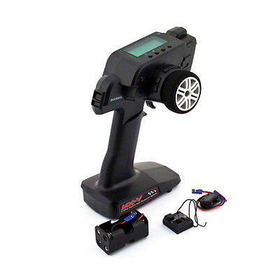 PROMOTION! - SANWA - MX-V 2.4GHz FHSS-2 RC TRANSMITTER + RX-37W - GALAXY RC