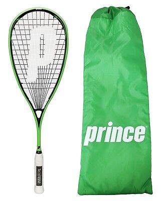 Prince TeXtreme Pro Beast 750 Squash Racket + Cover RRP £160