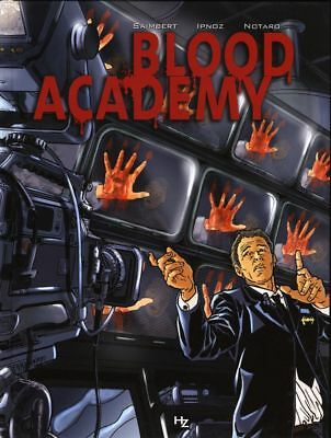 BD prix réduit Blood Academy Blood Academy  Editions Joker