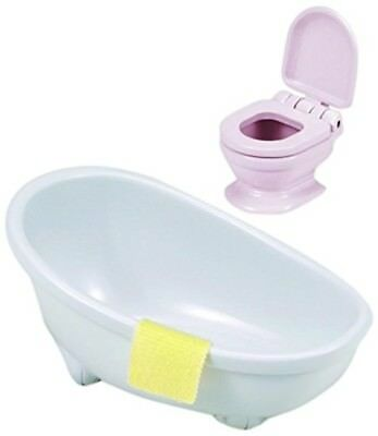 Sylvanian Families 5148 Bath Toy with Toilet Set